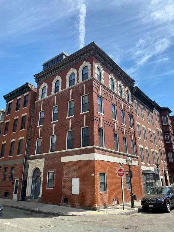 33 North Margin St, Boston, MA 02113 (MLS #72853246) :: Trust Realty One