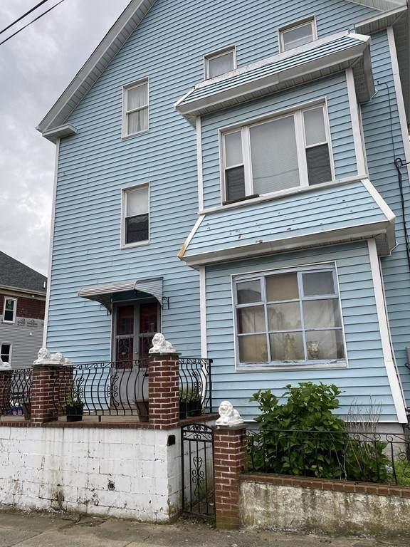 100 Clark St, New Bedford, MA 02740 (MLS #72853272) :: RE/MAX Vantage