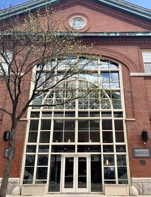 106 13th #113, Boston, MA 02129 (MLS #72854555) :: Westcott Properties