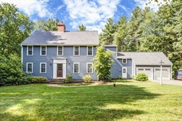 29 Green Road, Bolton, MA 01740 (MLS #72858928) :: Welchman Real Estate Group