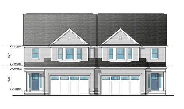 99 Oakdale Avenue Unit 1, Dedham, MA 02026 (MLS #72860779) :: RE/MAX Vantage