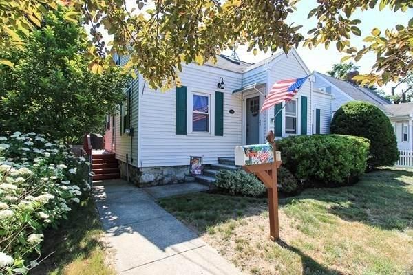 188 Lynn Street, Peabody, MA 01960 (MLS #72861023) :: Maloney Properties Real Estate Brokerage