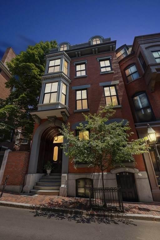 6 Walnut St #3, Boston, MA 02108 (MLS #72861405) :: Charlesgate Realty Group
