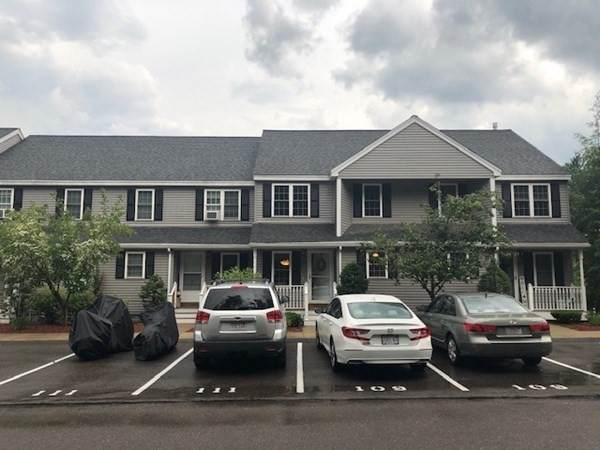 109 Constitution Dr #109, Fitchburg, MA 01420 (MLS #72861884) :: Westcott Properties