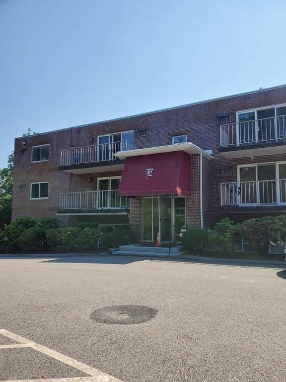 31 Hamlin Lane B22, Needham, MA 02492 (MLS #72861978) :: Welchman Real Estate Group