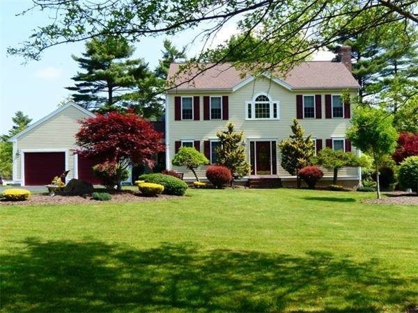 2 Jenny Lind Way, Dartmouth, MA 02747 (MLS #72862166) :: Home And Key Real Estate