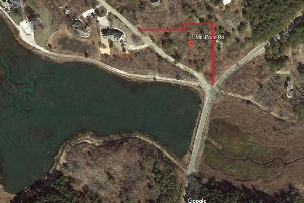 1 Mill Pond Road, Truro, MA 02666 (MLS #72863313) :: Charlesgate Realty Group