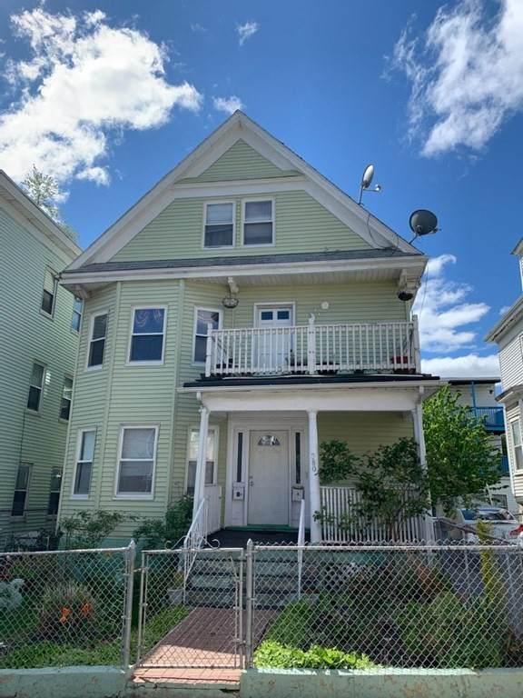 380 Park St, Boston, MA 02124 (MLS #72863751) :: Parrott Realty Group