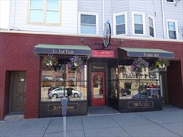 261-263 Park Ave, Worcester, MA 01609 (MLS #72867850) :: Trust Realty One