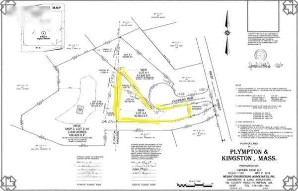 2 Coopers Run (Lot 4-2), Kingston, MA 02364 (MLS #72868417) :: Kinlin Grover Real Estate