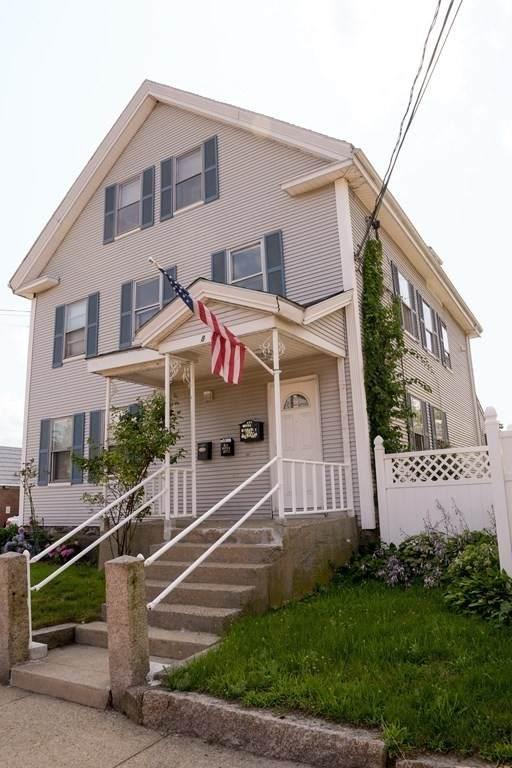 815 Washington St, Stoughton, MA 02072 (MLS #72868580) :: Charlesgate Realty Group