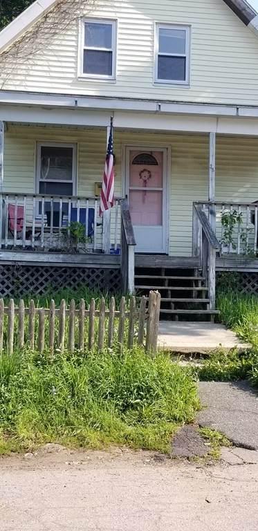 35 Howard Sq, Brockton, MA 02301 (MLS #72869098) :: Westcott Properties