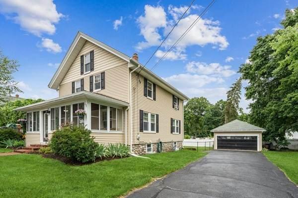 20 Rice Street, Hudson, MA 01749 (MLS #72869976) :: The Duffy Home Selling Team