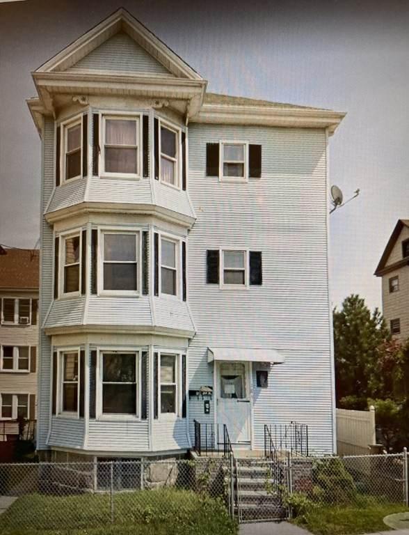 184 Myrtle St, New Bedford, MA 02746 (MLS #72870154) :: revolv