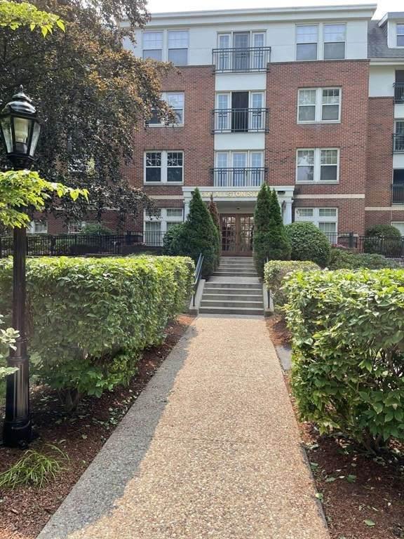300 Allston Street #417, Boston, MA 02135 (MLS #72870247) :: Zack Harwood Real Estate | Berkshire Hathaway HomeServices Warren Residential