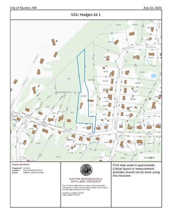 531R Hodges, Taunton, MA 02780 (MLS #72870254) :: Kinlin Grover Real Estate