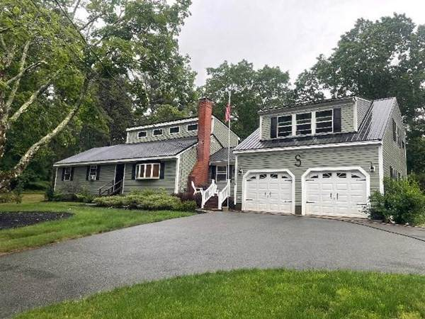 116 Plymouth St, Carver, MA 02330 (MLS #72870396) :: Charlesgate Realty Group