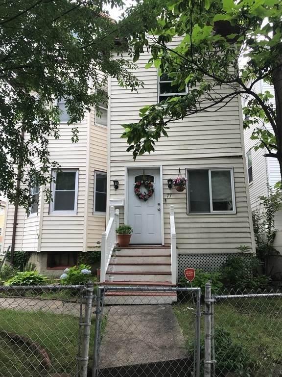 77 Winchester St, Medford, MA 02155 (MLS #72870522) :: Maloney Properties Real Estate Brokerage