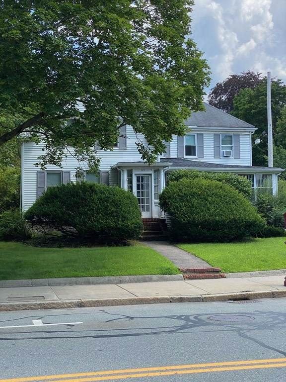 741-751 Washington Street, Canton, MA 02021 (MLS #72871585) :: EXIT Cape Realty
