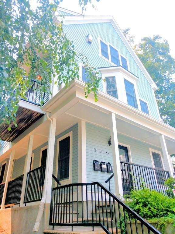 67 Church St `, Boston, MA 02122 (MLS #72871831) :: Maloney Properties Real Estate Brokerage