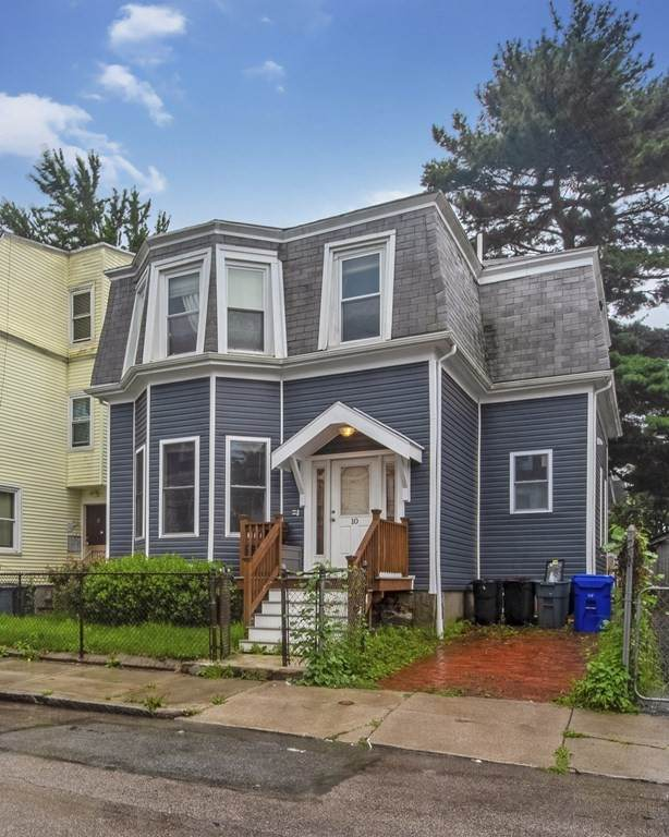 10 Beethoven St, Boston, MA 02119 (MLS #72872113) :: Charlesgate Realty Group