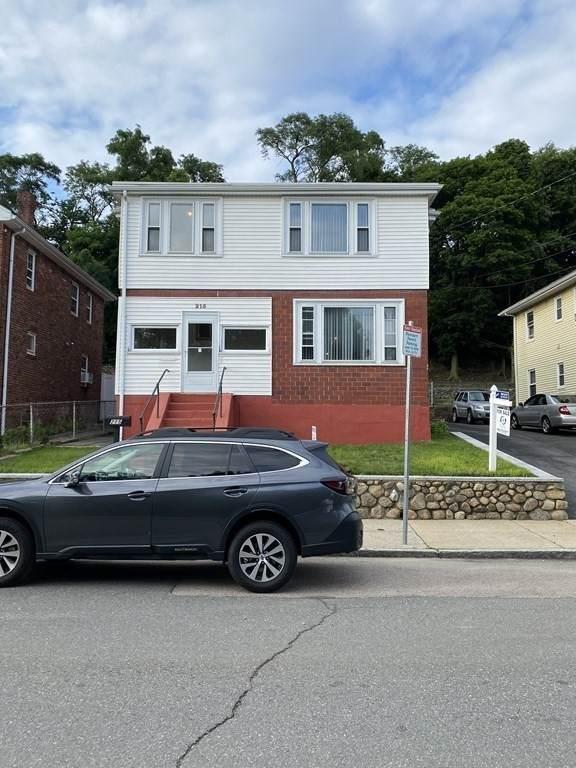 215 Gladstone St, Boston, MA 02128 (MLS #72872240) :: The Ponte Group