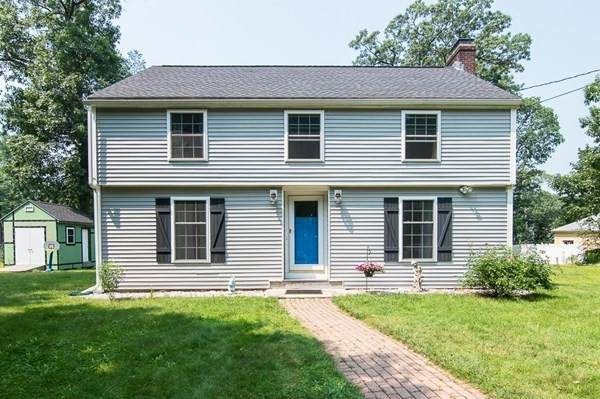 50 Norwood Ave, Ayer, MA 01432 (MLS #72872311) :: The Ponte Group