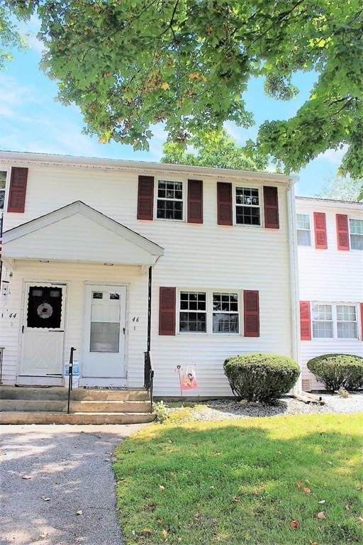 46 Arnold Ave #46, Lowell, MA 01852 (MLS #72872699) :: Parrott Realty Group