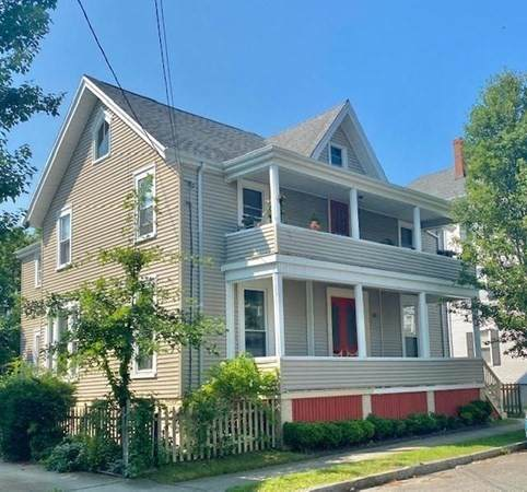 22 Rodney St, New Bedford, MA 02744 (MLS #72873404) :: Rose Homes | LAER Realty Partners