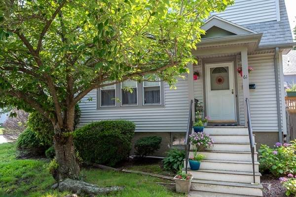 61 Oakland Ave, Quincy, MA 02170 (MLS #72873643) :: Dot Collection at Access