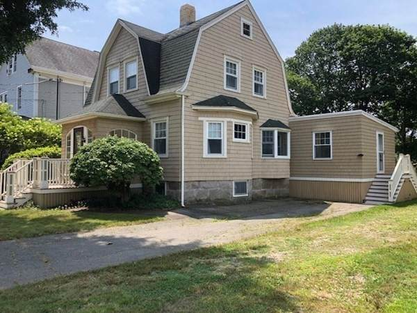 28 Laurel St, Fairhaven, MA 02719 (MLS #72873695) :: Rose Homes   LAER Realty Partners