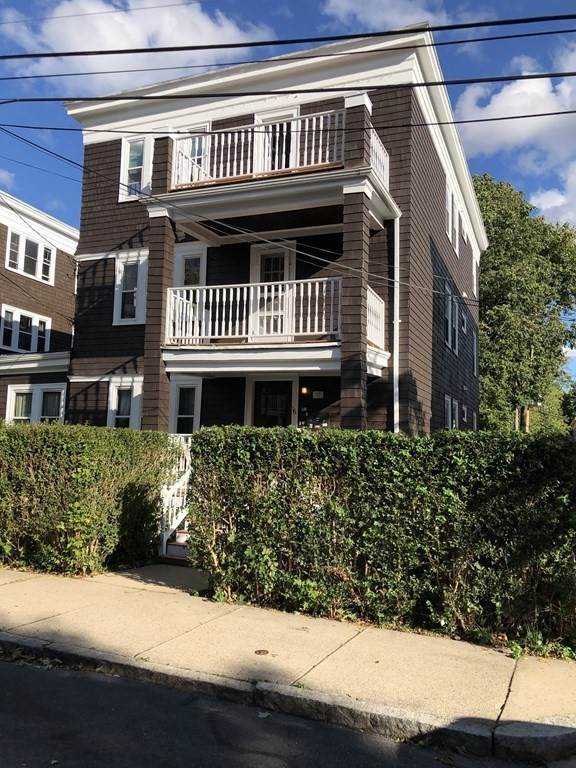 16 St. Peter Street, Boston, MA 02130 (MLS #72875255) :: Dot Collection at Access