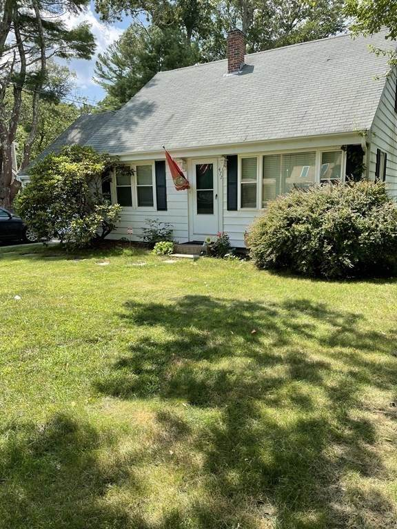 477 Sanford Rd, Westport, MA 02790 (MLS #72875282) :: Chart House Realtors