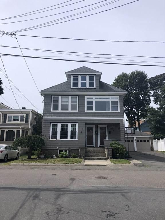29 Sculpin Way #2, Swampscott, MA 01907 (MLS #72875781) :: Welchman Real Estate Group
