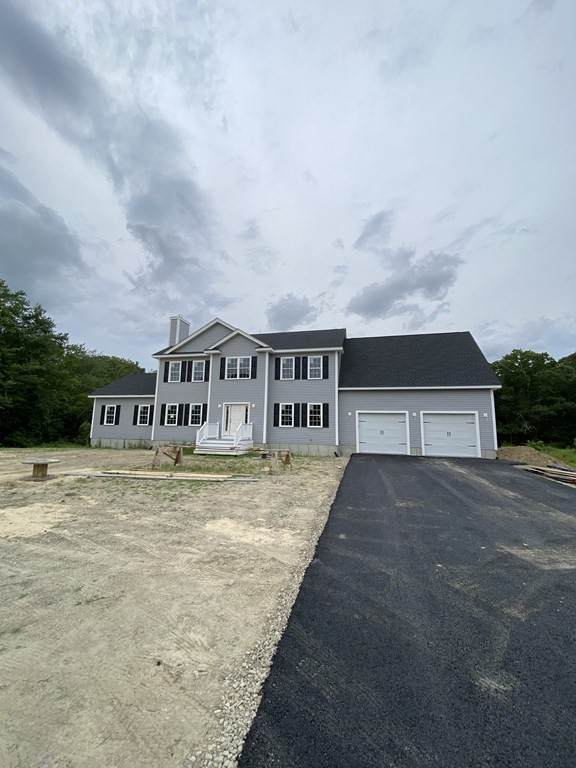 290 Plain St, Rehoboth, MA 02769 (MLS #72875836) :: Welchman Real Estate Group
