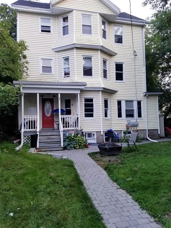 41 Donnelly St, Fall River, MA 02723 (MLS #72876695) :: Westcott Properties