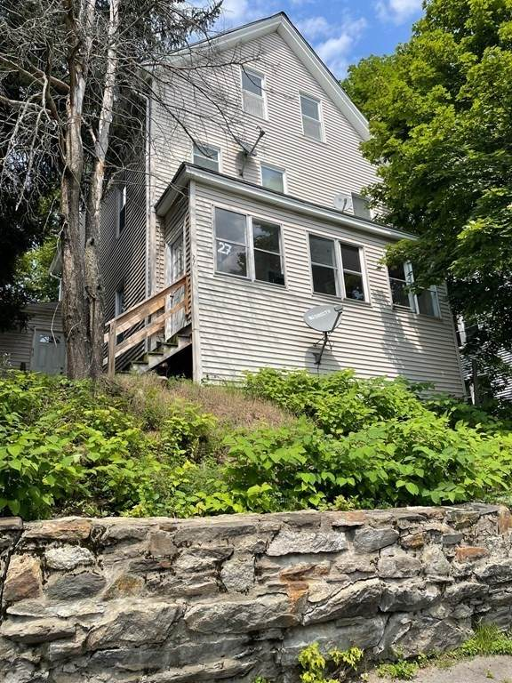 27 Upsala St, Worcester, MA 01610 (MLS #72877145) :: Dot Collection at Access