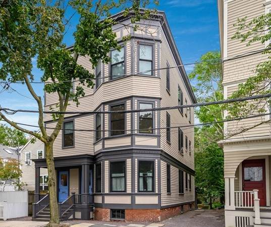 44 Roberts Road #2, Cambridge, MA 02138 (MLS #72877589) :: The Ponte Group