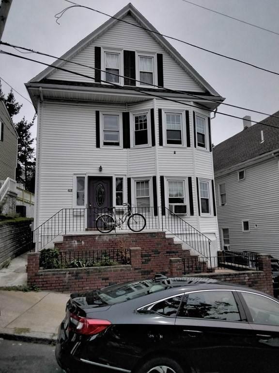 45 Wolcott St, Malden, MA 02148 (MLS #72879138) :: EXIT Realty