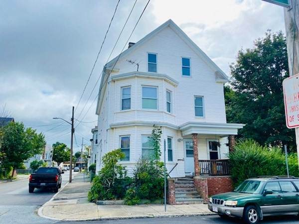 400-402 Cedar St, New Bedford, MA 02740 (MLS #72880521) :: RE/MAX Vantage