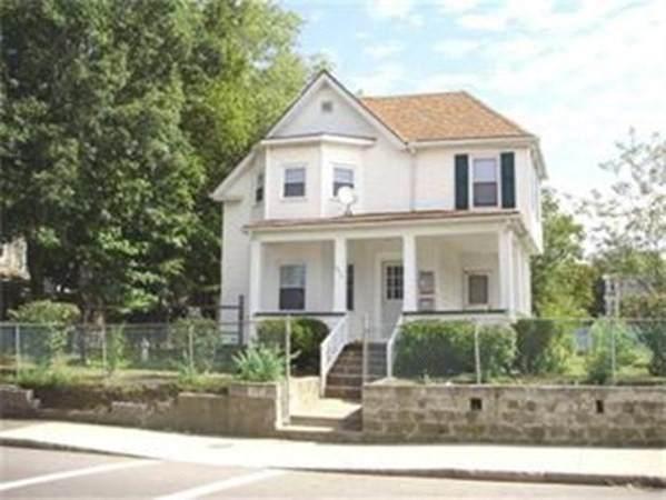 806 Warren Ave, Brockton, MA 02301 (MLS #72883606) :: The Smart Home Buying Team