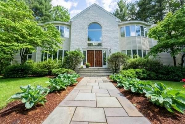 28 White Oak Lane, Sudbury, MA 01776 (MLS #72886960) :: Westcott Properties