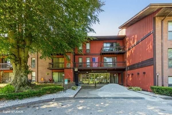 170 Highland St #222, Taunton, MA 02780 (MLS #72892620) :: Westcott Properties