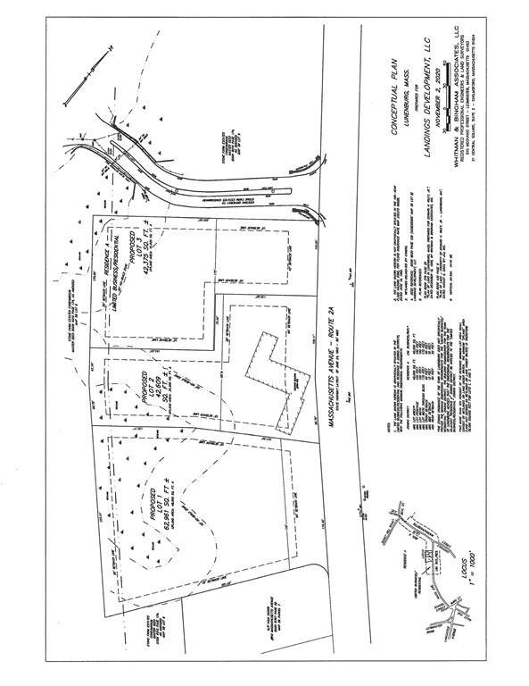 Lot 3 790 Mass Ave, Lunenburg, MA 01462 (MLS #72893744) :: Re/Max Patriot Realty