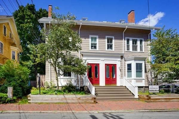5 Shepard Street #2, Cambridge, MA 02138 (MLS #72894120) :: Boylston Realty Group