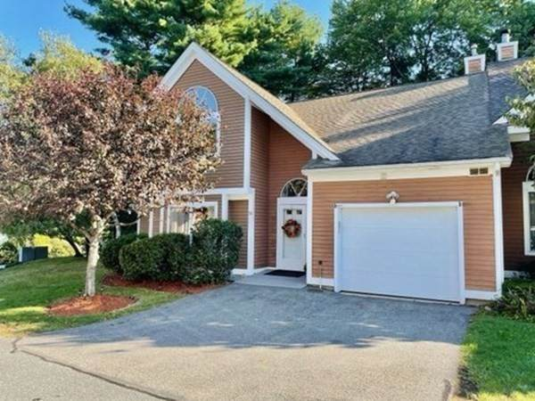 50 Woodland Park Drive #50, Haverhill, MA 01830 (MLS #72894392) :: EXIT Realty