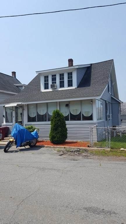 7 Stewart Street, Lowell, MA 01851 (MLS #72895050) :: Welchman Real Estate Group
