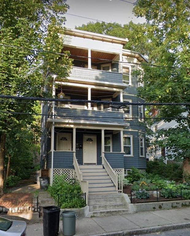 58 Forest Hills #1, Boston, MA 02130 (MLS #72896586) :: Westcott Properties