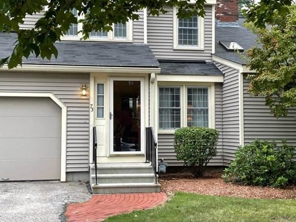 73 Harrington Way #73, Shrewsbury, MA 01545 (MLS #72897070) :: The Duffy Home Selling Team