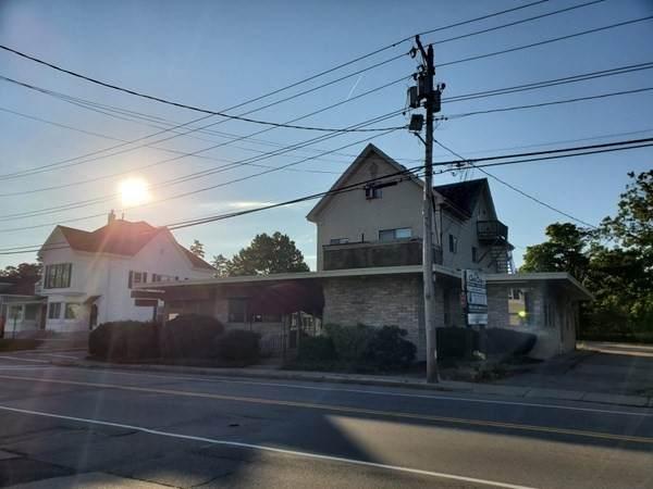 418 Belmont St, Brockton, MA 02301 (MLS #72897616) :: The Ponte Group